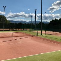 Junior Tennis Coaching September 2020